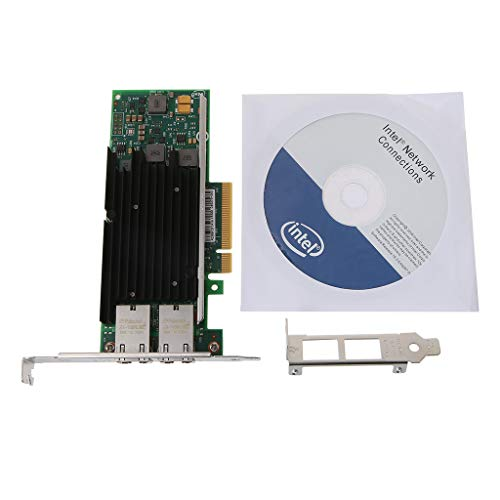 Ontracker Int-EL X540-T2 - Adaptador de red convergente (NIC) X540 chipset PCI-E X8 Dual RJ45 Copper Port CNA