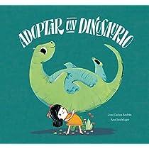 Adoptar-a-un-dinosaurio-Espanol-Somos8-Literary-and-Linguistic-Issues