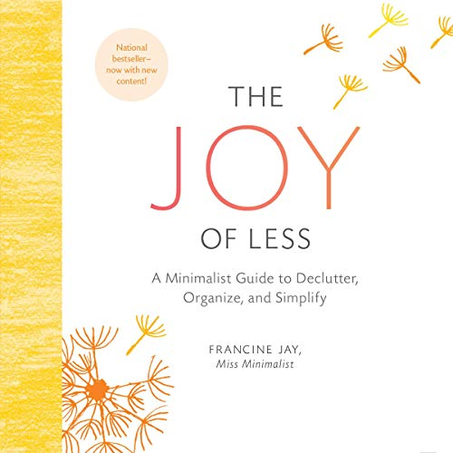 Couverture de The Joy of Less