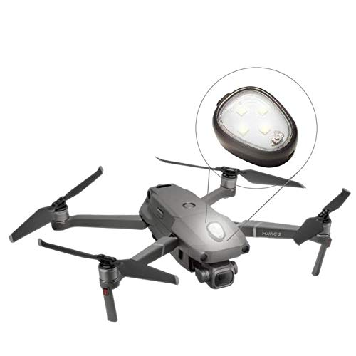 Lume Cube Strobe | Anti-Collision Lighting for Drone | 1 Pack | Drone Strobe | FAA Anti-Collision Light | Made for Any Drone | DJI Mini, Mavic, Phantom, Inspire, Matrice