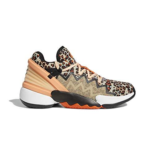 adidas D.O.N. Issue 2 - Zapatillas de baloncesto para hombre, multicolor, 48