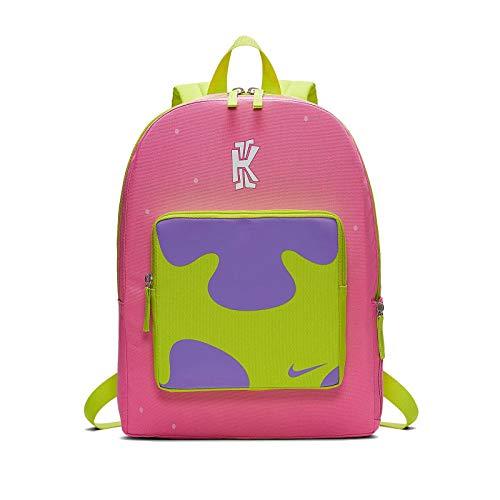 (ナイキ) リュック バックパック スポンジ・ボブ ユージーン・H・カーニ Classic Kyrie Spongebob Backpack CN2219-610 [並行輸入品]