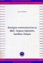 Strategies Communicatives au Mali : Lang (Collection