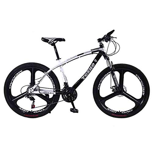 Best Prices! TOOLS Bicycle Adult Mountain Bike MTB Road Bicycles for Men and Women 24/26In Wheels Ad...