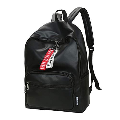 Pingtr - Reiserucksack,Herren- und Damen-Freizeitmode Große Kapazität Schultertasche Studentenrucksäcke (LxBXH:30x12x42cm)