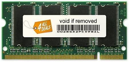 1GB DDR SDRAM DIMM Upgrade for HP Pavilion Notebooks dv4150ca dv4150US dv5000 dv5000z dv5029US Notebook Computer Memory (RAM)