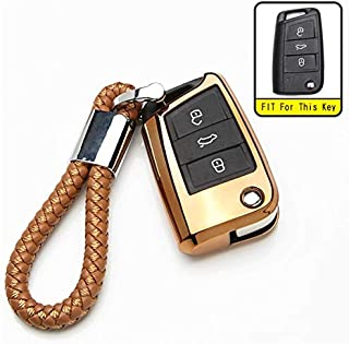 Seat Eco Leather Keyring Keyfobs Key Chain Cordoba Leon Ibiza Toledo Bl Branded Automotive Merchandise Automobilia