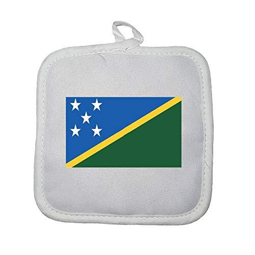Mygoodprice Ofenhandschuh, Flagge Salomon