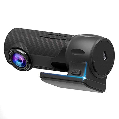 ROSEBEAR 170 Gradi Dash Cam Car Dvr Wifi App Controllo Vocale Fhd 1080P Night Vision Car Camera Car Registratore Video Auto G-Sensor