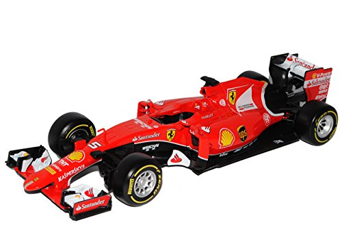 Ferrari SF15-T Sebastian Vettel Nr 5 Formel 1 2015 1/24 Bburago Modell Auto