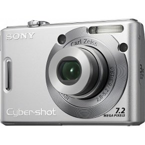 Sony DSC-W35 7.2 Megapixel Cyber-shot(R) Digital Camera