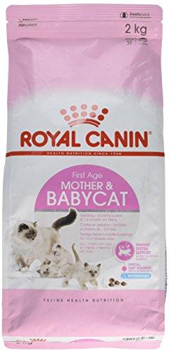ロイヤルカナン『マザー&ベビーキャット(子猫用フード/母猫用フード妊娠後期~授乳期)(03RCBC2)』