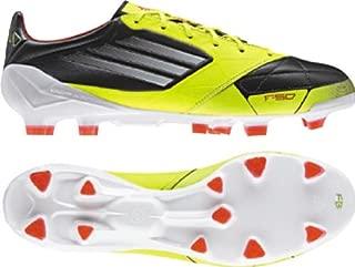 adidas F50 adiZero Leather TRX FG Soccer Shoes (Phantom) 12