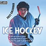 Ice Hockey 2022 Calendar: Special gifts for all ages and genders with 18-month Mini Calendar 2022