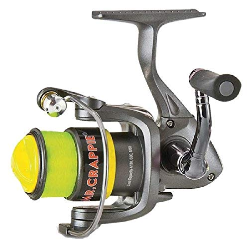Lews Fishing Mr. Crappie Slab Shaker Spinning Reel MCS50