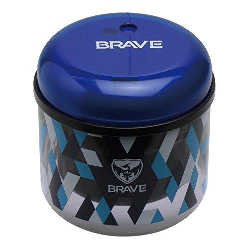 ソニック 鉛筆削り 電動 乾電池式 フリーキー ブレイブ ブルー SK-1658-B