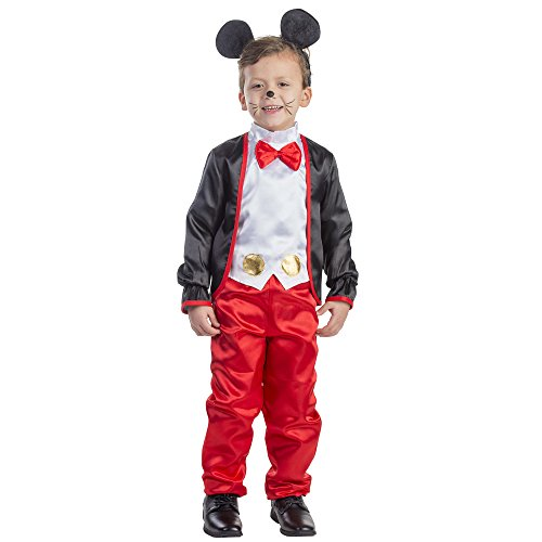 Dress Up America Costume Charmant Monsieur, Souris pour Enfant
