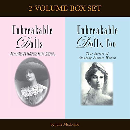 Unbreakable Dolls and Unbreakable Dolls, Too: 2-Volume Set Titelbild