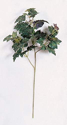 24 Inch Grape Ivy Glittered-Silver Glitter 40% OFF Cheap Sale Spray Regular store