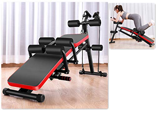 New OMGYST 8 in 1 Abdominal Trainers Push Ups Workout Beauty Waist Machine Height Adjustable Sit-up ...
