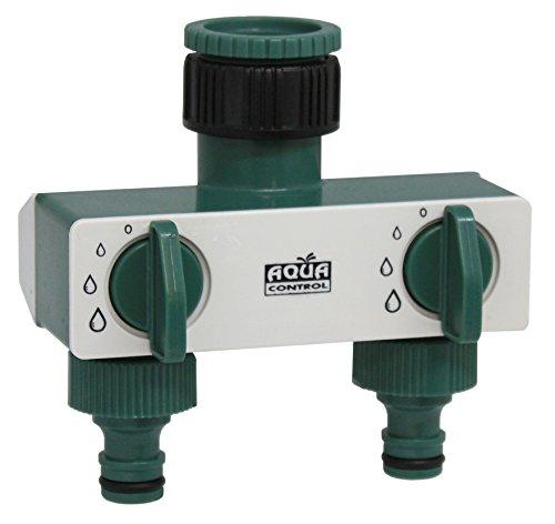 Aqua Control C2026 Adaptador Grifo, Verde Blanco, 6x11x12.5 cm