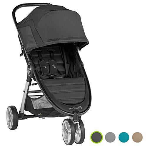 Windsor schwarz//blau leichter Kinderwagen f/ür Jedes Gel/ände Schneller Einhand-Faltmechanismus Baby Jogger City Mini/Gt2