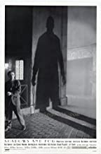 Shadows and Fog Movie Poster (27 x 40 Inches - 69cm x 102cm) (1992) -(Woody Allen)(Kathy Bates)(John Cusack)(Mia Farrow)(Jodie Foster)(Fred Gwynne)