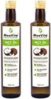 Huile MCT MeaVita, paquet de 2 (2x 500 ml)
