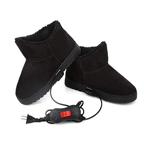 BBGSFDC Zapatos de calefacción eléctrica USB Calefacción...