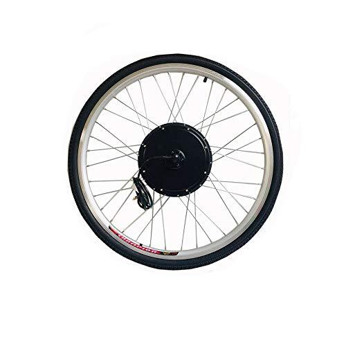 28 Zoll 36V 500W ebike Hinterrad Elektrofahrrad Fahrradnabenmotor Umbausatz Nabenmotor Regler Kit E-Bike Fahrradzubehör