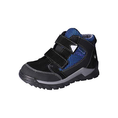 RICOSTA MARVI Boys Boot Black/Royal 092 34
