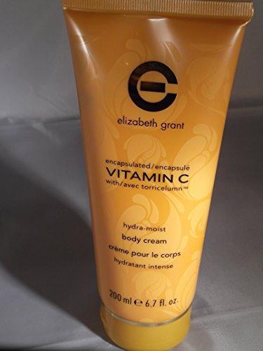 Elizabeth Grant Vitamin C Hydra Bodycream Tube