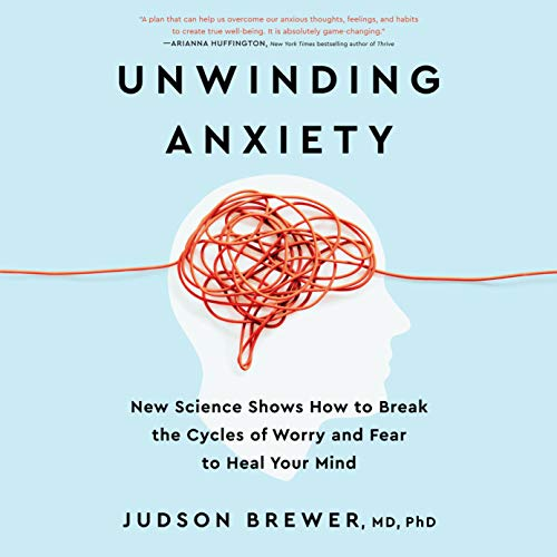 Unwinding Anxiety cover art