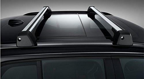 Volvo Original V60 ab Modelljahr 2019 Lastenträger, Flügelprofil für Dachreling