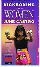 Thai Kickboxing for Women VHS June Castro KBW martial arts karate