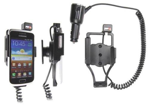 Brodit supporto attivo con cig-spina per Samsung Galaxy W GT-I8150 (512333)