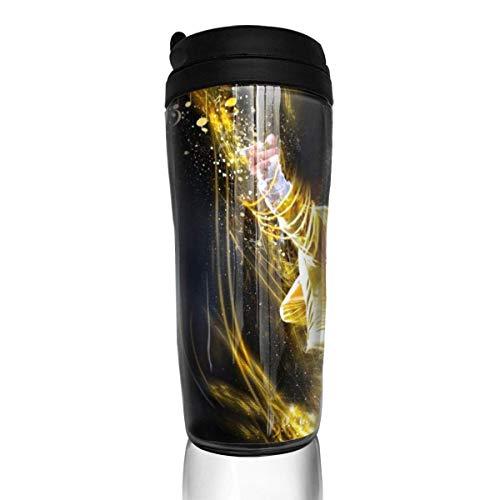 Kaffeetasse Outdoor Trave Michael Jackson Kaffeetassen Vakuumisolierte Becher Tasse Doppelwandbecher