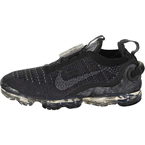 Nike W Air Vapormax 2020 FK, Zapatillas para Correr Mujer, Black Dk Grey Black, 38 EU