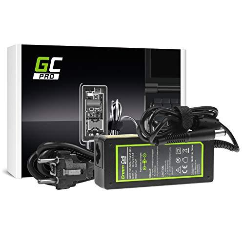 GC PRO Netzteil für HP ProBook 4720s 4730s 4740s 5310m 5320m 6460b 6465b Laptop Ladegerät inkl. Stromkabel (18.5V 3.5A 65W)