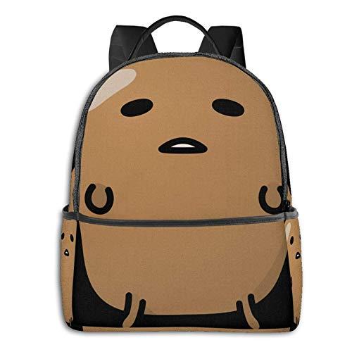 Jagaimo The Potato - In Need For Hugs - Sudadera con capucha para estudiantes, escuela, ciclismo, ocio, viajes, camping, al aire libre