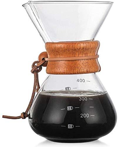 Find Discount Tea Pots Moka Pot Tea Pots Resistant Glass Coffee Maker Coffee Pot Espresso Coffe Mach...