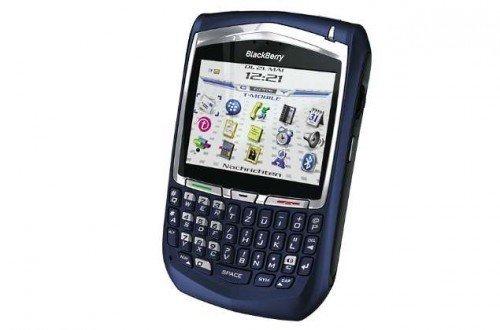 T-Mobile BlackBerry 8700 G Prosumer Smartphone (T-Mobile gebrandet) ohne Sim-Lock