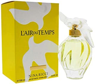 Nina Ricci L'Air du Temps Perfume for Women 3.4 oz Eau De Toilette Spray