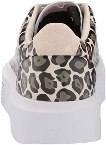 Clear platform sneakers _image1