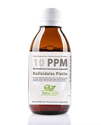 Kolloidales Platin 10ppm (500)