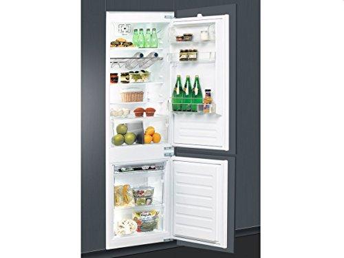 Whirlpool ART 6612/A + + integriertem 275l A + + Edelstahl–réfrigérateurs-congélateurs (275l, 35dB, 3,5kg/24h, A + +, Edelstahl)