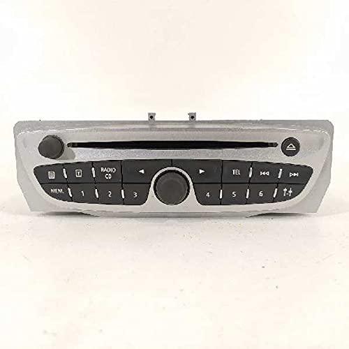 Sistema Audio/Radio Cd Renault Megane Iii Sport Tourer 281159389R (usado) (id:armap3632524)