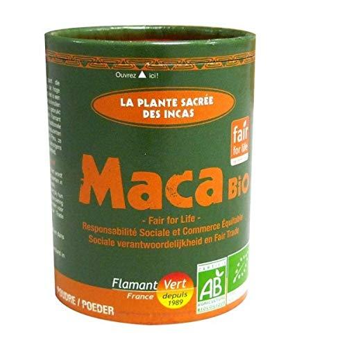 Maca bio issu du commerce équitable en poudre 150 g