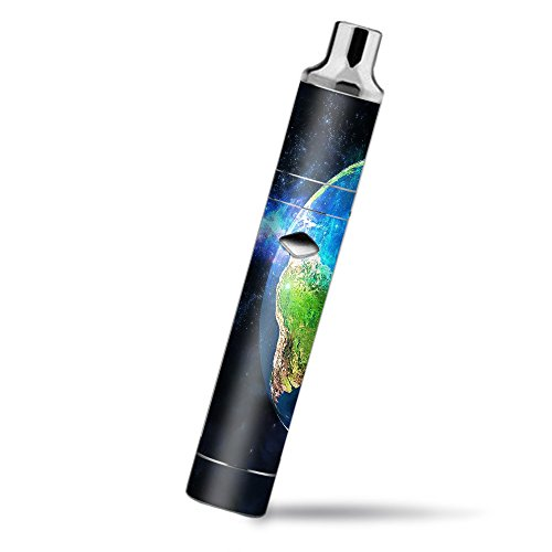 Skin Decal Vinyl Wrap for Yocan Magneto Pen Vape Mod stickers skins cover/ 3d earth