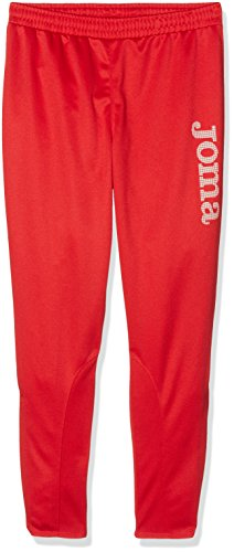 Joma 8011.12.60 Pantalon Sportswear, Rouge, FR Ans (Taille Fabricant : 12)